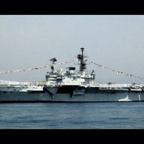 INS Viraat to be decommissioned on March 6