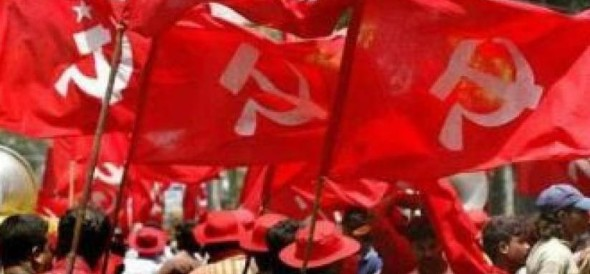 seven BJP workers arrested for attack on CPI (M) office
