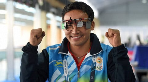 ISSF World Cup Indian shooter Jeetu Rai wins bronze medal in 10m air pistol event