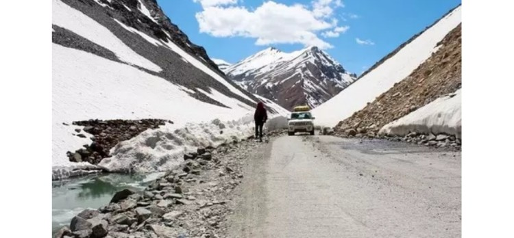 Manali Leh Road to be open for 12 months