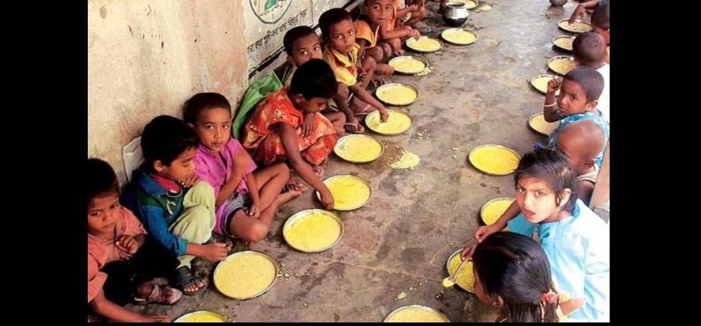 fathebad, cm, mid day meal, milk, fatehabad