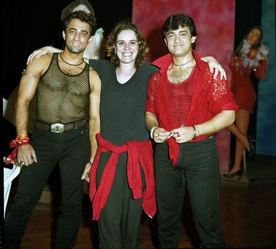 पहले भाई आमिर खान ने बनाकर रखा था बंधी , अब 19 साल बाद हीरो बनकर वापसी कर रहे हैं……