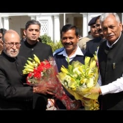 lieutenant governor anil baijal praises delhi government in assembly on budget session commencement