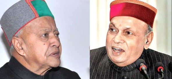 himachal assembly election 2017 a lot at stake for virbhadra singh and prem dhumal