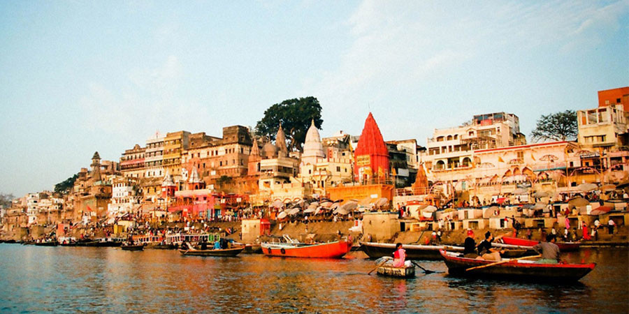 mou signed with multinational company for smart city varanasi