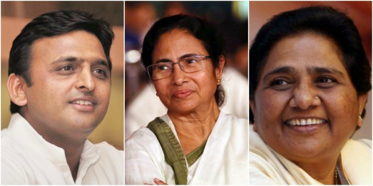 mamta banerjee is trying for a grand alliance is uttar pradesh