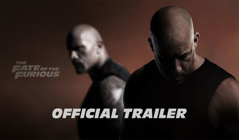 Vin Diesel And Dwayne Johnson's The Fate Of The Furious Trailer Released