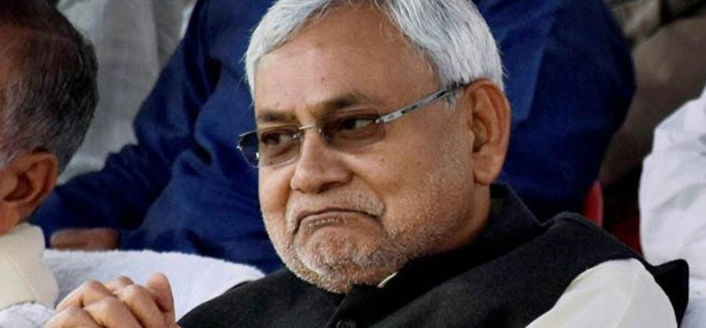 bihar cm nitish kumar says youth married without dowry