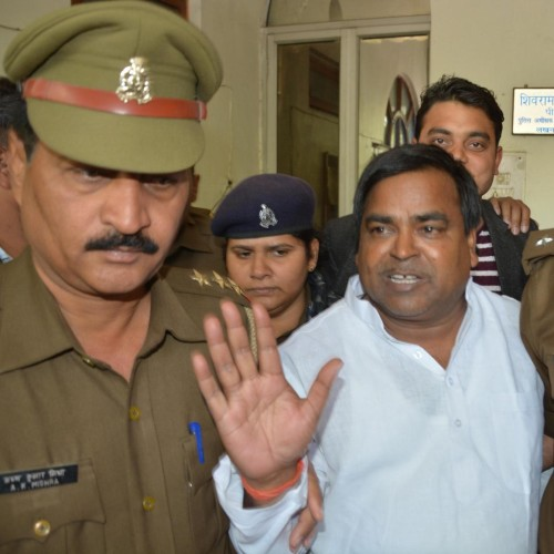 gayatri prajapati gave statement to ssp