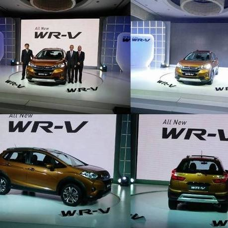 honda launches its compact suv car WR-V, see its specification