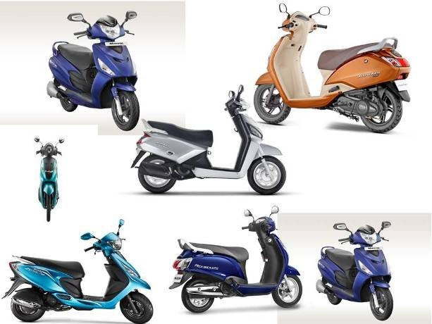 eight best scooter of indian two wheeler market