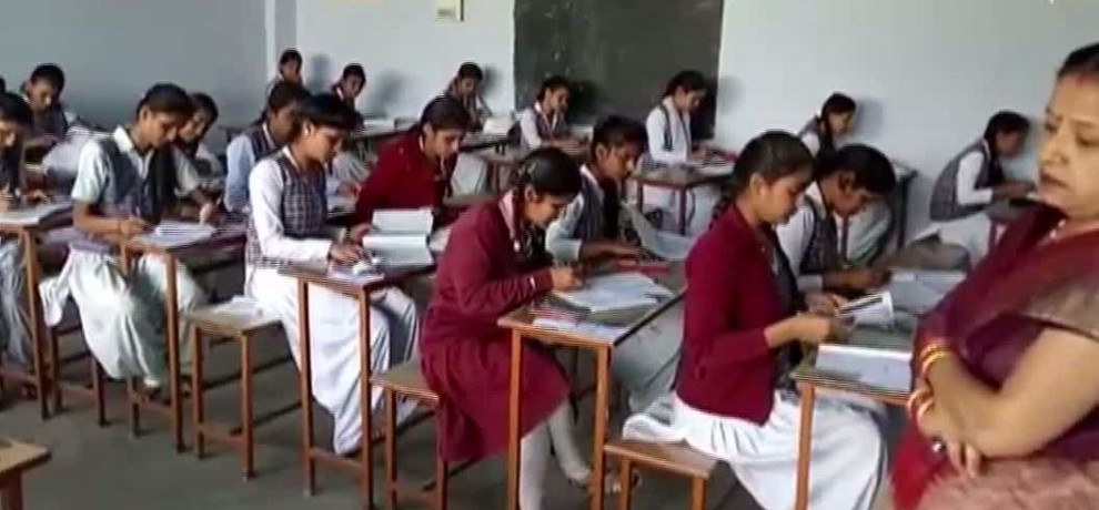 up board examination: more than 1 lack students leave maths paper due to exam fever
