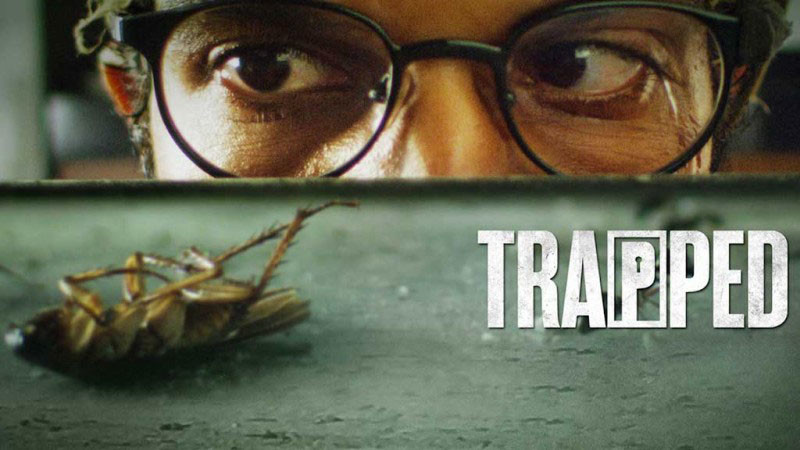 Movie Review 'Trapped'