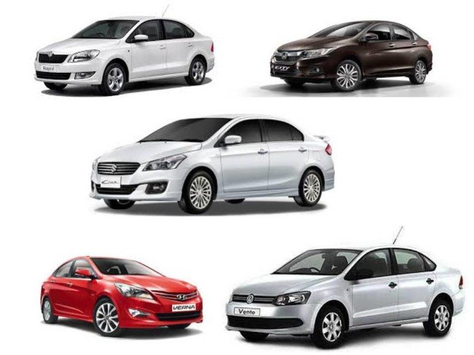 best sedan cars in budget of 10 lakh