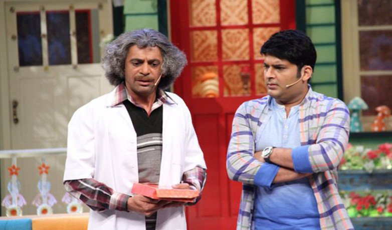Kapil Sharma's popularity get affected because of fight with sunil grover