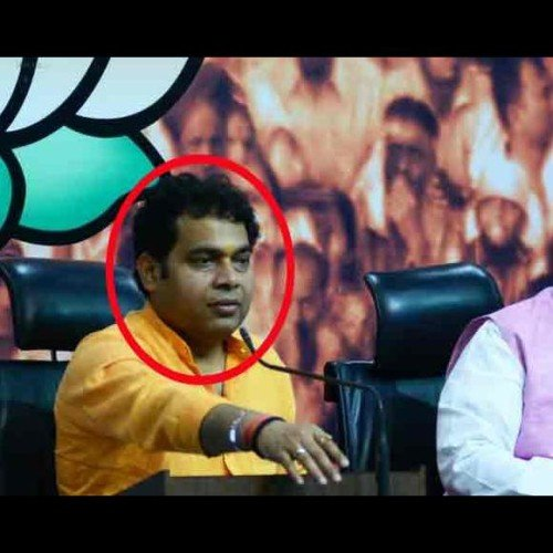 shrikant sharma became cabinet minister in adityanath cabinet in up