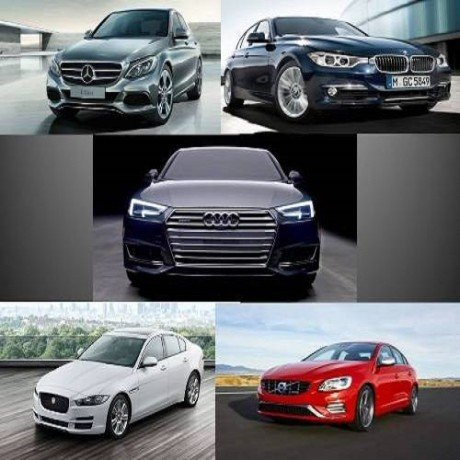 best luxary cars in mid range segment