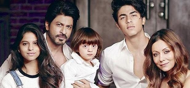 Shah Rukh Khan: I am planning to give up smoking and drinking for AbRam, Aryan and Suhana
