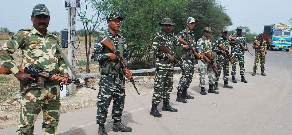 highalert in haryana and delhi border seat, army ready for no entry of jat agitators in delhi