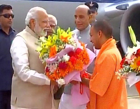 For these reasons PM NARENDRA Modi and Amit Shah's first choice Yogi Adityanath
