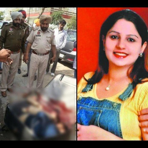mohali lady seerat killed 6 feet long husband ekam singh and packed dead body in suitcase