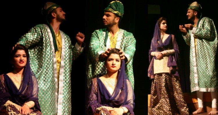 Tagore Theatre, chandigarh event, sector 18, satranj k khiladi
