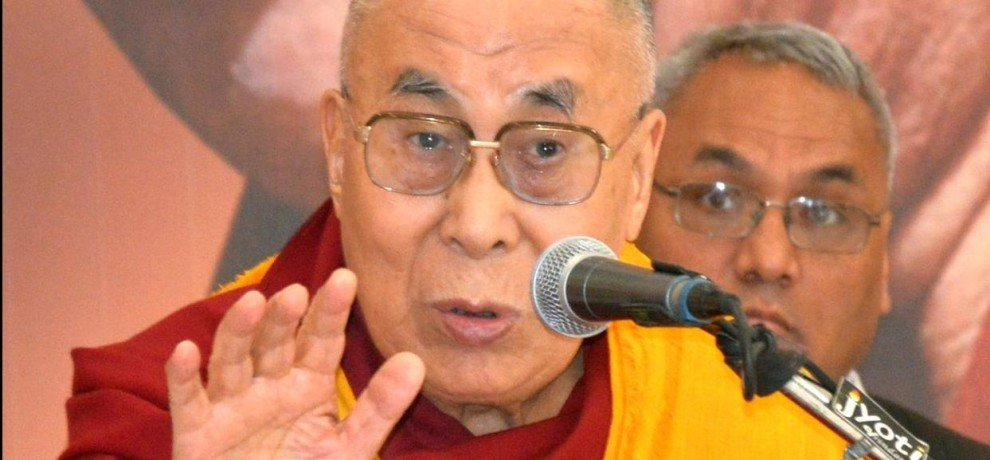 China protested on Dalai Lama's invitation