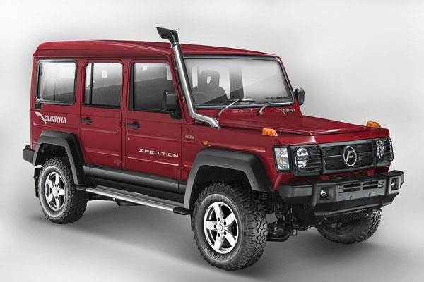 Force motors launch new Gurkha in Indian market with two variant