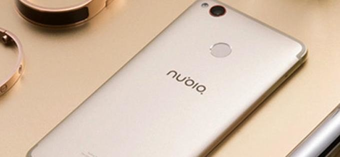 zte Nubia Z11 mini S With 23 Megapixel Camera launched in india