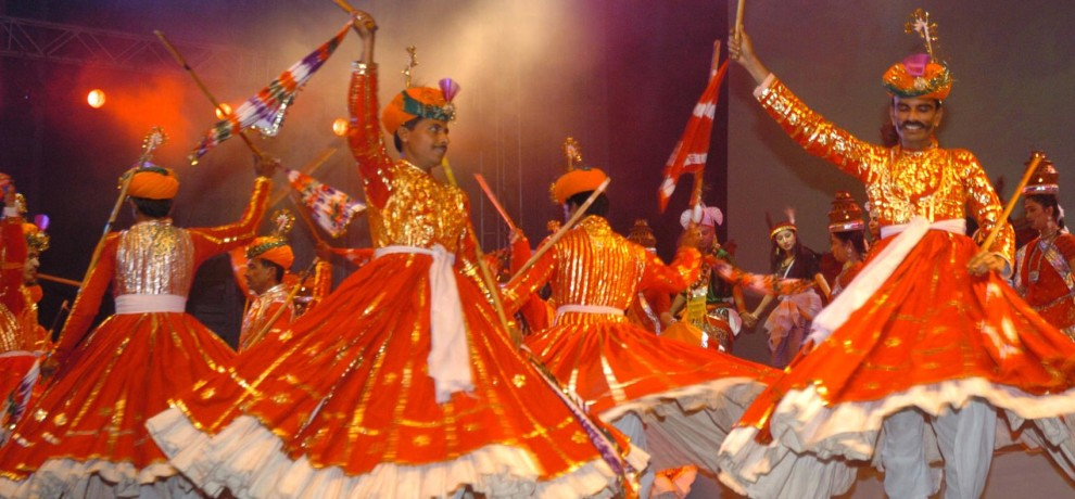 these scenes will be seen in the Rajasthan Day celebrations.