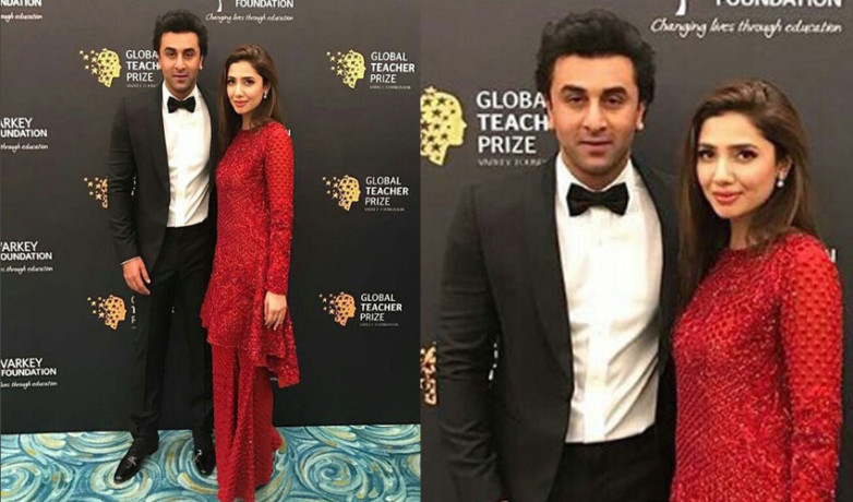 Ranbir Kapoor Spotted With Mahira Khan In Dubai, Videos Gone Viral