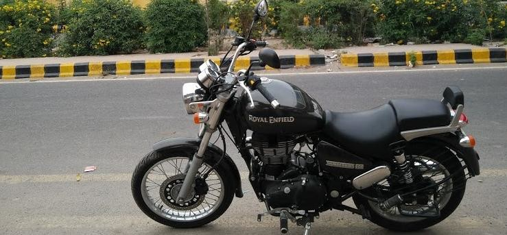 Read the review of Royal Enfield Thunder Bird 500