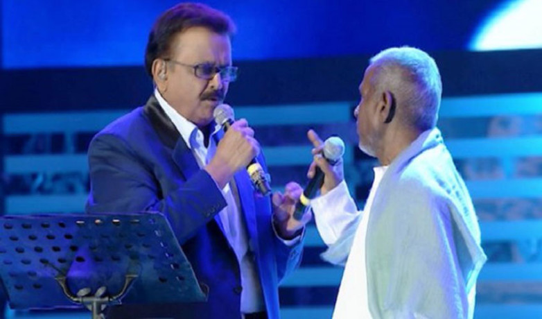 SP Balasubramaniam Has Decided Not To Sing Ilayaraja Composed Song After He Slammed Copyright Notice