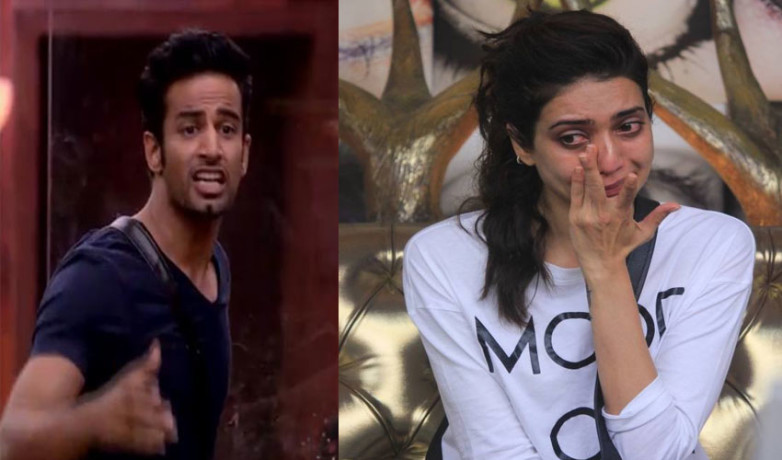 Upen Patel Accused Ex Girlfriend Karishma Tanna On Twitter For Using Him