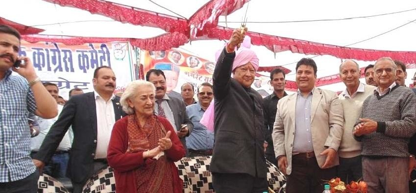 CM Virbhadra Singh Announce Batchwise Recruitment in Himachal.
