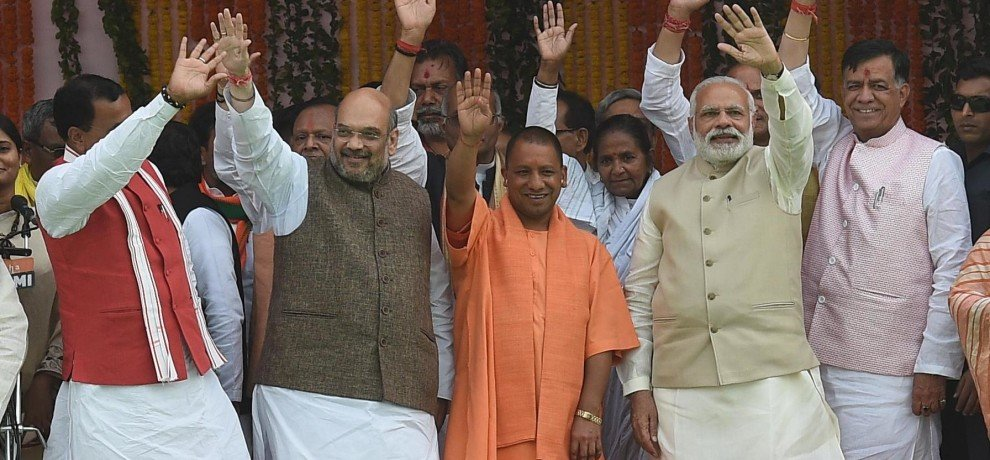 RSS never interferes with CM selection, MLAs chose Yogi Adityanath: Venkaiah Naidu