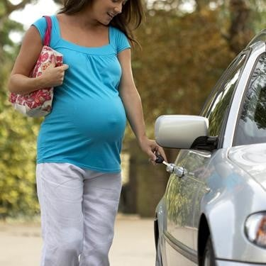 Driving tips for pregnant women