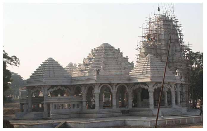 mahakaleshwar temple of udaipur to get hightech facilities