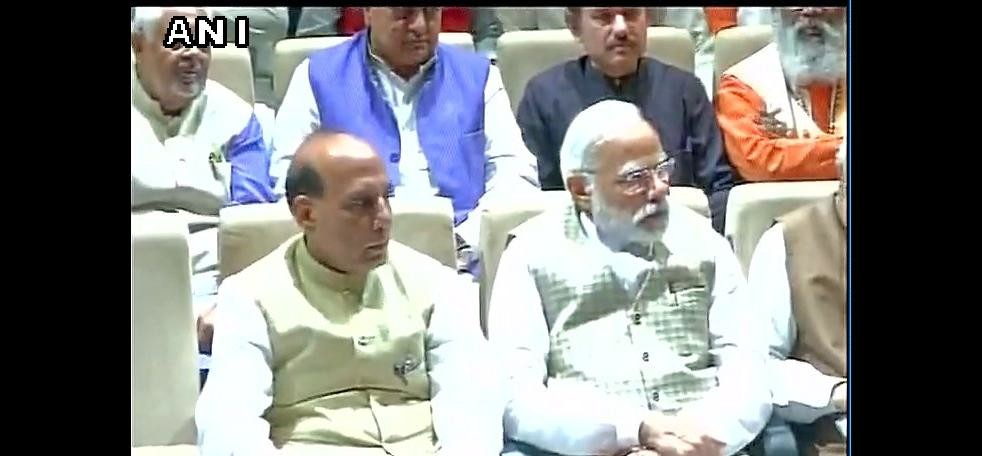BJP's Parliamentary meet today