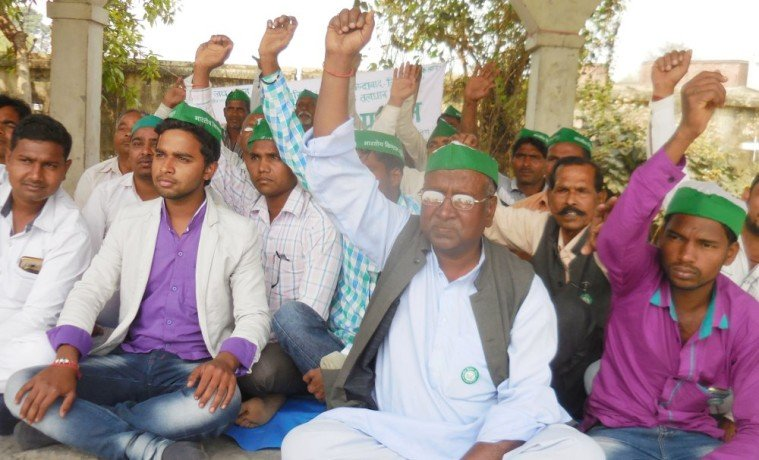 Indian farmer union Bhanu panchayat panchayat