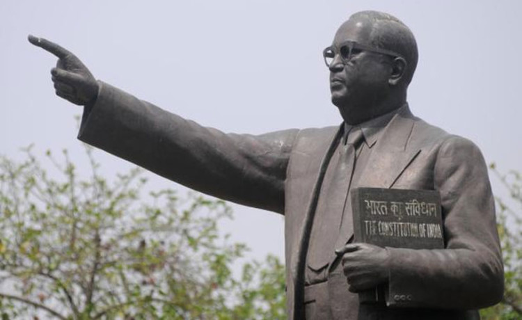 Surat B R Ambedkar statue attack: Members of Bhim Sena beat UP vendors