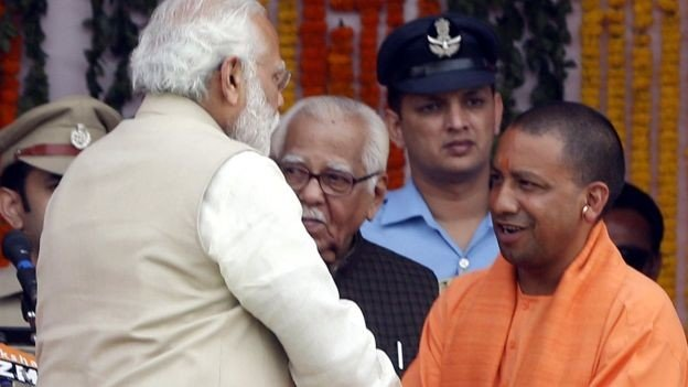 Does Yogi Adityanath need image makeover?