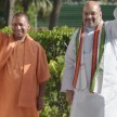 UP: Ministers of the Department fix by cm Yogi Adityanath and amit Shah, possible today's Announce