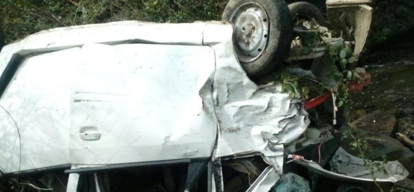 Bihar seven people died in road accident in WB