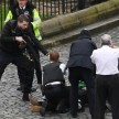 British parliament in lockdown after reports of shooting, stabbing and 'at least a dozen injured'