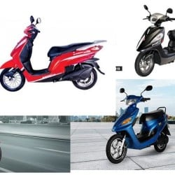 These are the most popular electric scooter in India