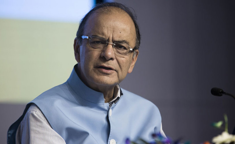 Arun Jaitley said Aadhaar become only identity card in future to help curb tax fraud