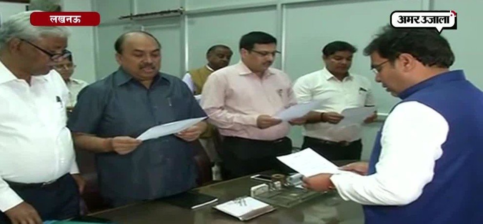 U.P. ministers administer cleanliness pledge to officials