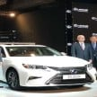 Lexus launch rx, es, lx cars in india