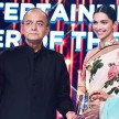 Deepika Padukone looks gorgeous as she receives the Entertainment Leader of the Year award